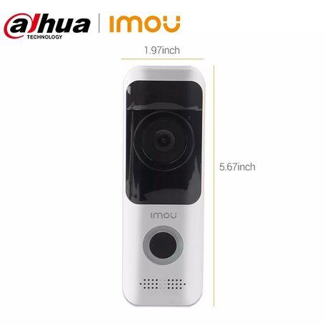 Dahua Ring video wireless doorbell