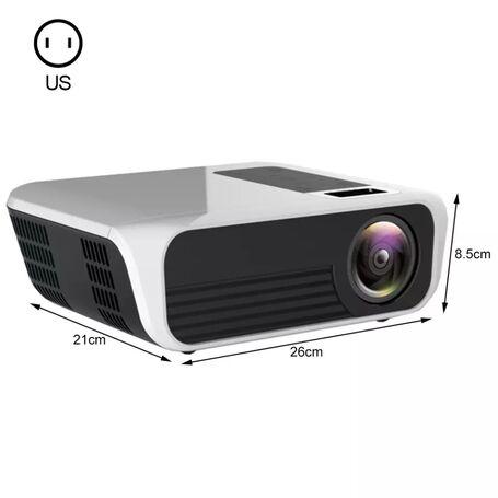 Full HD Projector  L7 Toprecis 4500Lumen