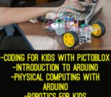 Coding and robotics for kids