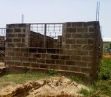 Uncompleted 3 Bedrooms House For Sale At Kokrobitey