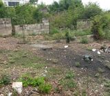 Uncompleted 4 Bedrooms On 1 Plot For Sale At Aplaku Old Barrier