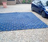 Refurbished woolen carpets