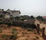 2 plots for sale at New Weija behind Royal Dede Hotel before the Toll Both