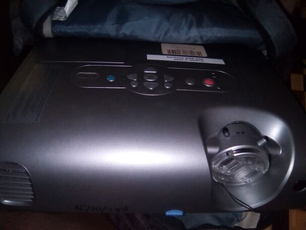 Power lite projector l82c