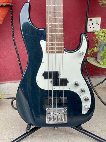 Greg Bennett Design Active 5 Strings Bass