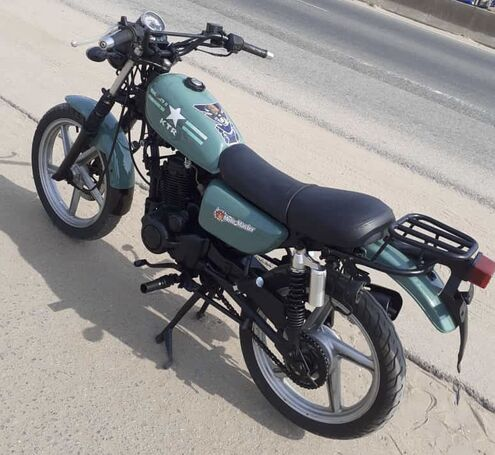 Kymco Home Used Motorcycle