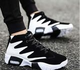 Gabriel's shoes