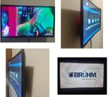BRUHM 32″ Curved LED Digital Satellite TV (BFP-C32LETSW)