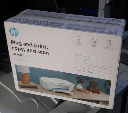 HP Deskjet 2320 Colour Photocopier/Scanner/Printer