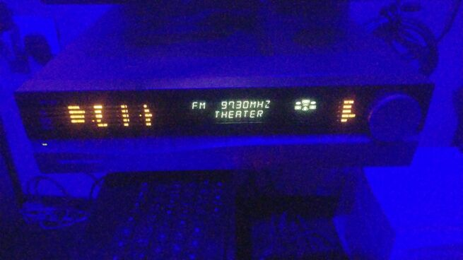 Harman Kardon Amplifier (DPR 1001 receiver)