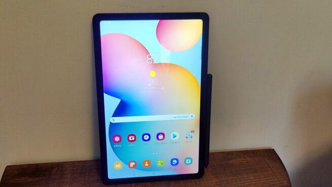 Samsung Galaxy Tab S6 Lite 64 GB Black (2020)