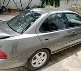 Sentra special edition with unchanged factory parts