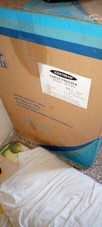 Freezer  in box