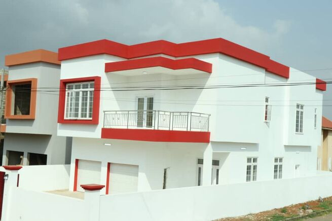 Newly 5Bedrooms  House For Sale in Spintex