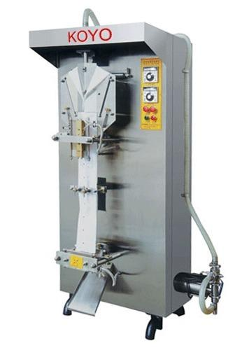 Brand New Koyo Pure Water Packaging Machines