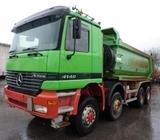 Actros Truck Model 4143