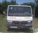 TATA 708 turbo truck