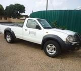 4X4 Nissan Hardbody Pickup (Single Cabin)