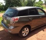 Toyota Matrix 2005 Grey for quick sale