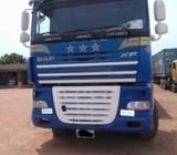 2007 Daf Xf 105 With Trailer