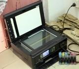 EPSON ARTISAN 837 CD PRINTER with external tank