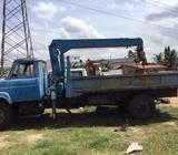 NISSAN DIESEL UD Truck With 5 Tonne Crane