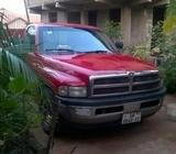 Well Serviced Dodge Ram pickup used by American for Quick Sale