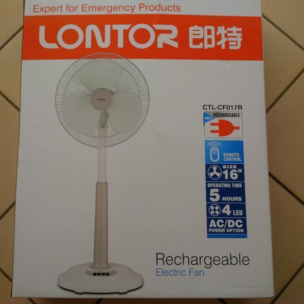 Rechargeable Standing Fan For Sale Ghana