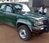 Strong Tata Pickup truck