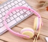 Super Bass Portable Multicolour Music Headphone Earphone Headset
