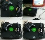 Xbox with all accessories
