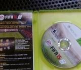 Xbox 360 fifa 15 cd