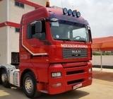 MAN TGA 26.440 Double Axles 8 Tyres Manual Gearbox