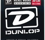 Dunlop 6Bass String NickelWound 30-130 Medium 6String