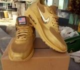 Gold Air Max