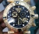 Invite watch gold