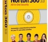 Norton 360 3.0 1-User/3Pc