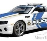 Police Toy Car for Kids