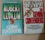 Robert Ludlum -Gemini Contenders for Sale