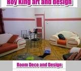 Roy king room design and painting