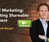 Viral Marketing - Crafting Shareable Content