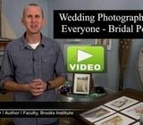 Wedding Photography for Everyone: Bridal Portraits