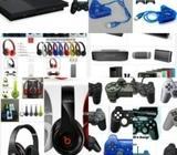 Wireless headphones and music box, game pads, USB converters, etc