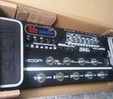 Zoom g9.2tt multi effect pedal for sale