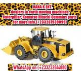 Caterpillar spare parts for sale