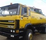 DAF Water Tanker Truck For Sale