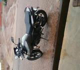 Tvs Apache /180 elictric stater