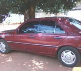 Classic Benz Car