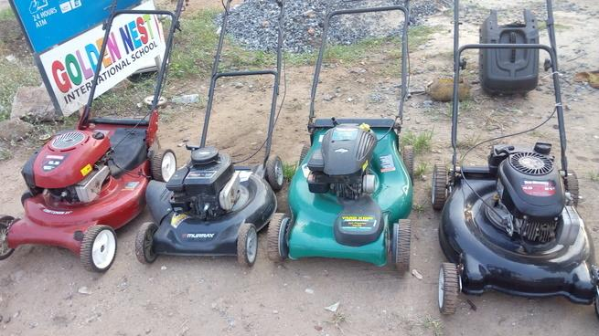 Mower sales and services