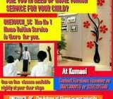 ONE TOUCH_SC. The No 1 Home Tuition Service